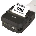 brother wireless name tag printer
